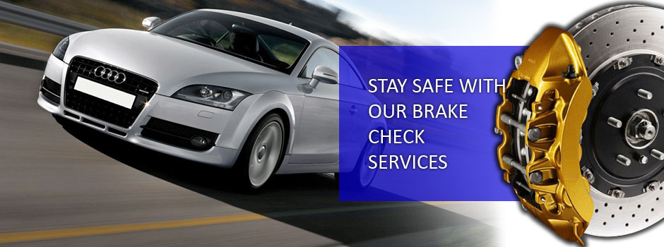 Brake check services in Truro